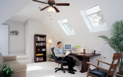 How to Create Room For a Home Office