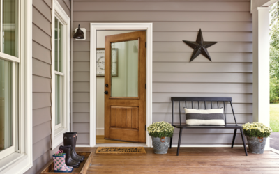 A New Guide for Your Customers to Choose a Front Door