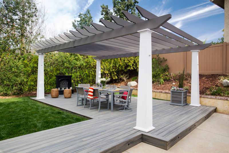 June Trex Decking Rebate
