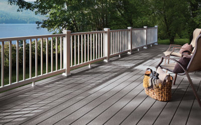 Exclusive Trex Deck Deal From Fairview