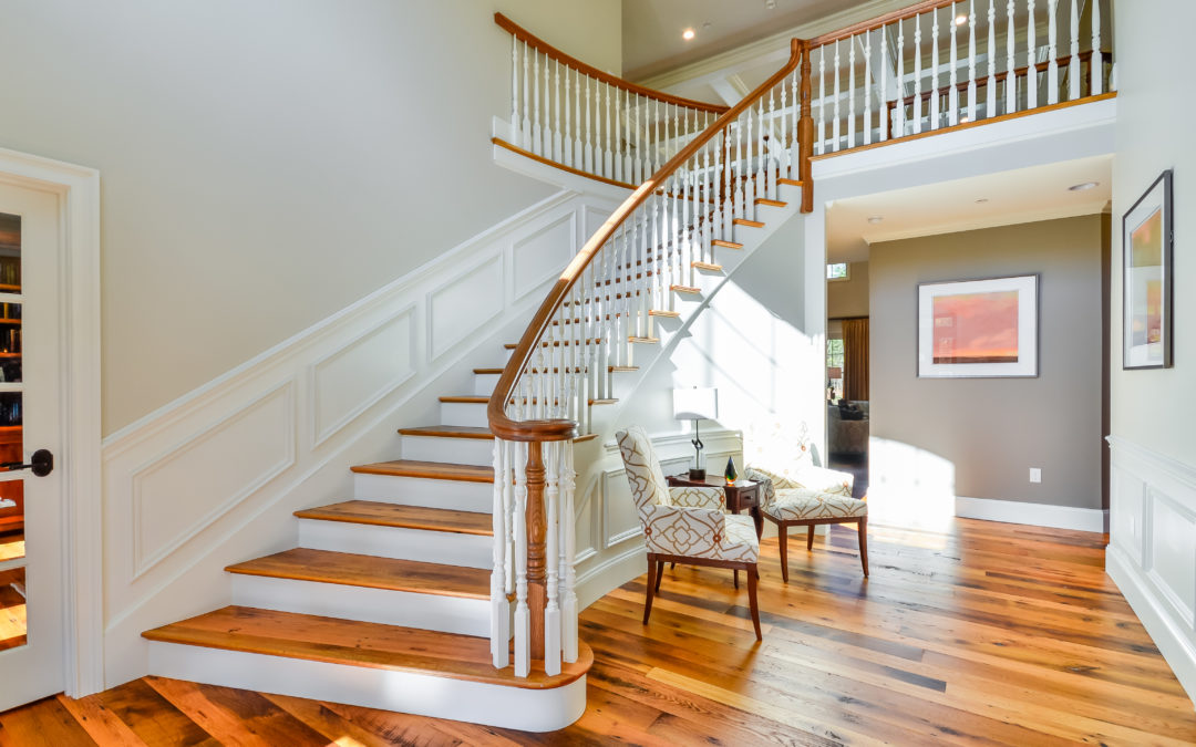 How to Update Your Stairs and Railing