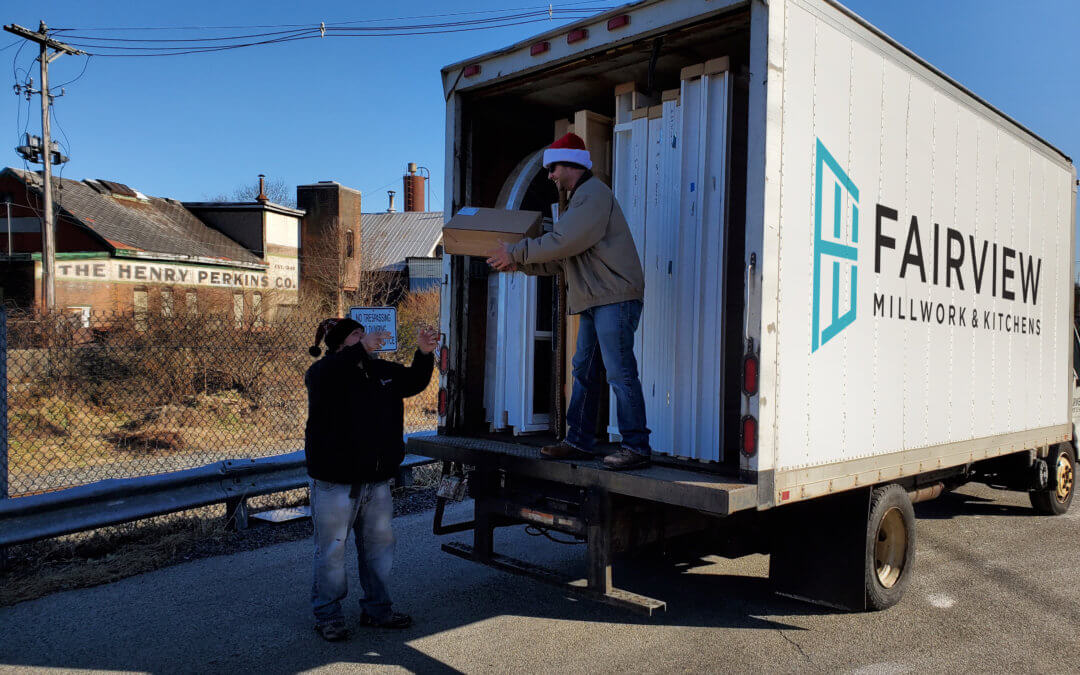 Fairview Makes Annual Donation to Support Habitat for Humanity