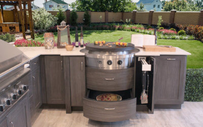 Getting Started With an Outdoor Kitchen