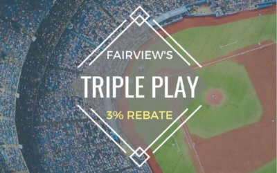 Earn 3% Rebate on Your Next Project